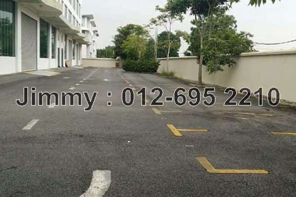 For Rent Factory at Alam Jaya Industrial Park, Kuala Selangor Leasehold Unfurnished 0R/0B 60k