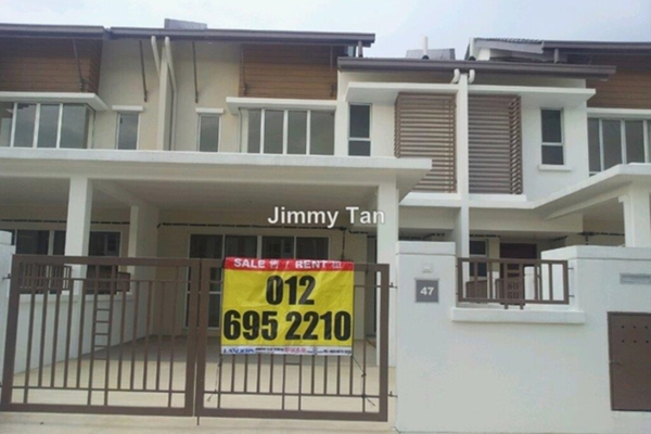 For Rent Terrace at Duranta, Bandar Seri Coalfields  Unfurnished 4R/4B 1k