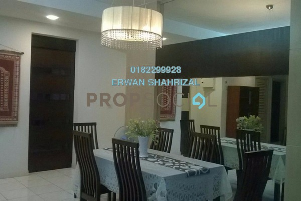For Sale Condominium at Seri Maya, Setiawangsa Freehold Semi Furnished 3R/3B 828k
