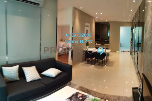 For Sale Serviced Residence at Sentul Point, Sentul Freehold Unfurnished 2R/2B 390k