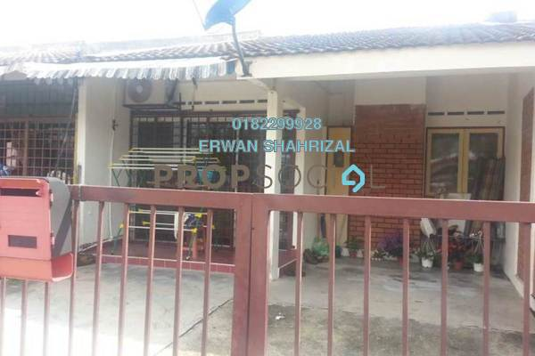 For Sale Terrace at Taman Jenaris, Kajang Freehold Unfurnished 3R/2B 360k