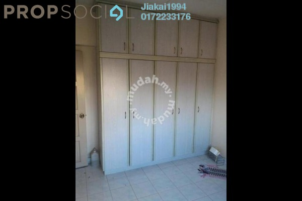 For Rent Condominium at Permai Ria, Jalan Ipoh Leasehold Semi Furnished 3R/2B 1.2k