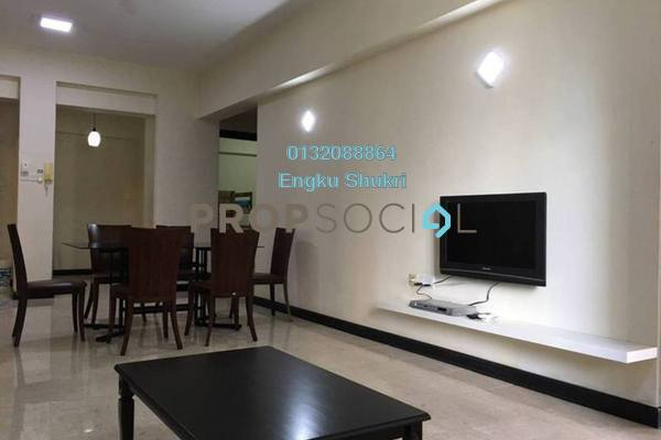 For Rent Condominium at The Orion, KLCC Freehold Fully Furnished 4R/3B 3k