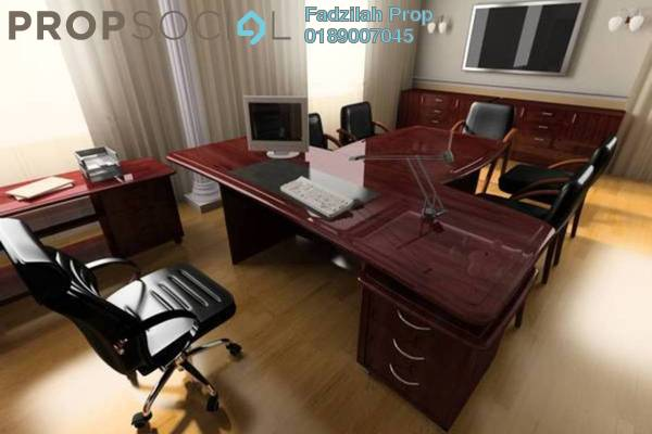 For Rent Office at Solaris Mont Kiara, Mont Kiara Freehold Fully Furnished 0R/0B 3.8k