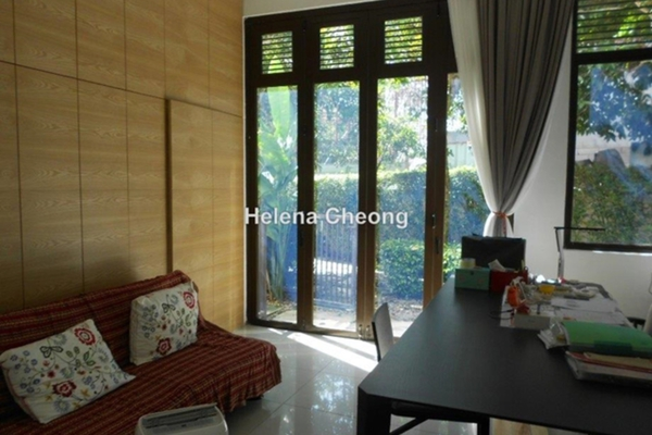 For Sale Bungalow at Setia Eco Park, Setia Alam Freehold Fully Furnished 4R/5B 5.5m