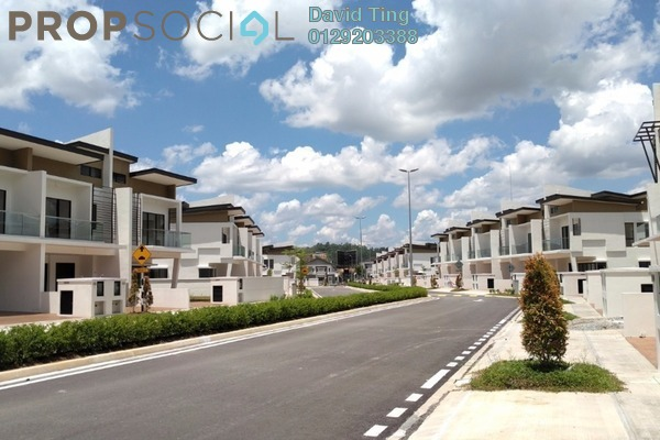For Sale Terrace at Anggun 3, Rawang Freehold Unfurnished 5R/5B 920k