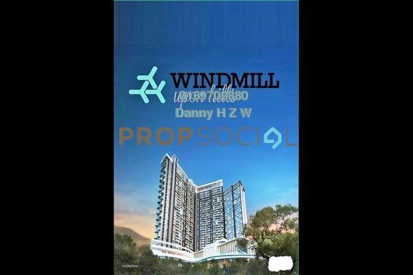 For Sale SoHo/Studio at Windmill Upon Hills, Genting Highlands Freehold Unfurnished 0R/1B 375k