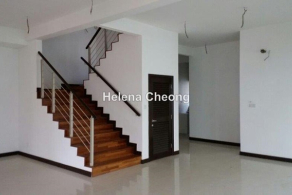 For Sale Semi-Detached at Setia Eco Park, Setia Alam Freehold Unfurnished 4R/5B 1.85m