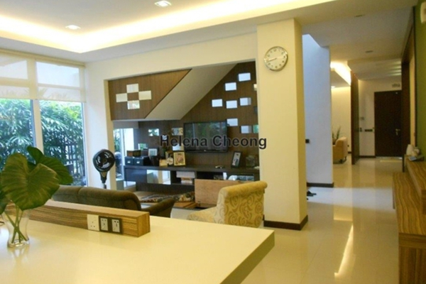 For Sale Bungalow at Setia Eco Park, Setia Alam Freehold Fully Furnished 4R/6B 3.15m