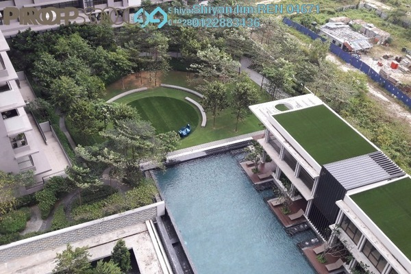 For Sale Condominium at Azelia Residence, Bandar Sri Damansara Freehold Unfurnished 4R/4B 1.25m