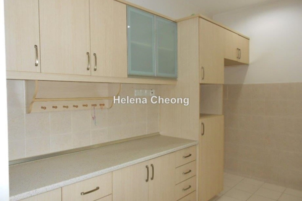 For Rent Link at Setia Impian, Setia Alam Freehold Semi Furnished 3R/3B 1.5k