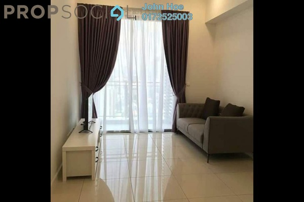 For Rent Serviced Residence at Nadi Bangsar, Bangsar Freehold Fully Furnished 1R/1B 3.8k