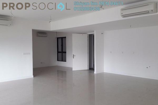 For Sale Condominium at Azelia Residence, Bandar Sri Damansara Freehold Unfurnished 4R/3B 1.25m