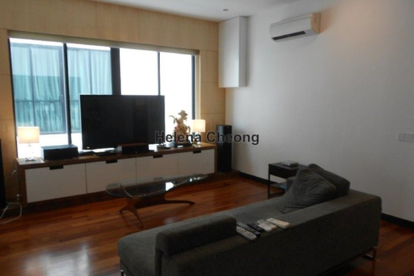 For Rent Villa at Duta Villa, Setia Alam Freehold Semi Furnished 4R/6B 5.5k