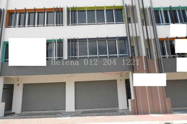 For Rent Shop at Setia Taipan, Setia Alam  Unfurnished 0R/0B 3.2k