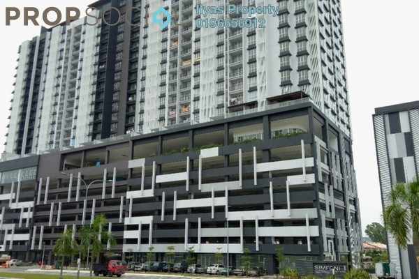 For Rent Condominium at Bandar Teknologi Kajang, Semenyih Freehold Semi Furnished 3R/2B 1.2k