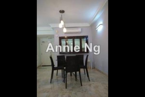 For Rent Condominium at Bungaraya Condominium, Saujana Freehold Fully Furnished 3R/2B 2.6k