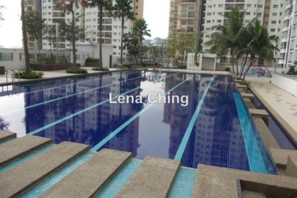 For Rent Condominium at Zenith Residences, Kelana Jaya Leasehold Unfurnished 3R/2B 2k