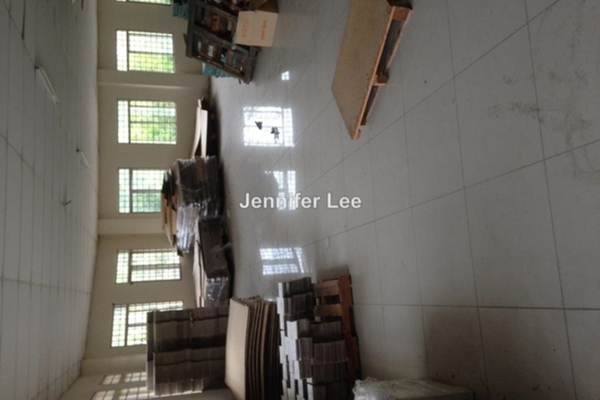 For Rent Factory at Anggerik Tainia, Bukit Rimau Freehold Unfurnished 1R/1B 1.5k