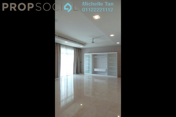 For Rent Condominium at The Pearl, KLCC Freehold Semi Furnished 3R/5B 12k