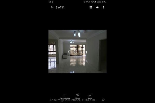For Sale Condominium at Palm Spring, Kota Damansara Leasehold Semi Furnished 3R/2B 490k