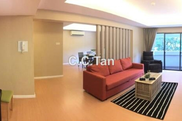 For Rent Apartment at UBN Apartment, KLCC Leasehold Fully Furnished 2R/3B 5.5k