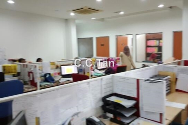 For Rent Office at Section 13, Petaling Jaya Leasehold Unfurnished 0R/0B 4.2k