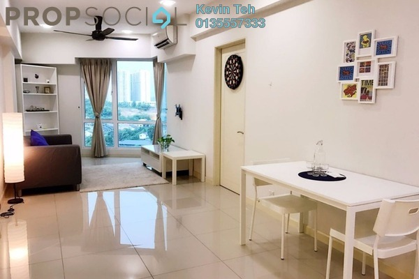 For Sale Serviced Residence at Tiara Mutiara, Old Klang Road Freehold Fully Furnished 2R/2B 435k