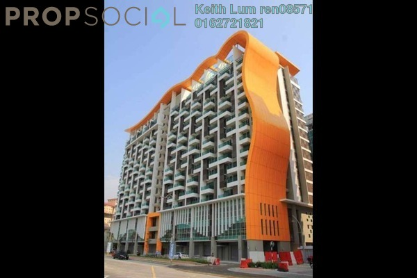 For Rent Condominium at Pacific Place, Ara Damansara Leasehold Fully Furnished 2R/1B 2k