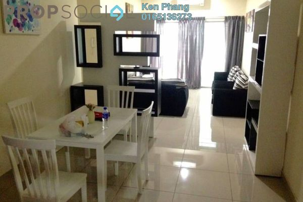 For Sale Condominium at OUG Parklane, Old Klang Road Freehold Fully Furnished 3R/2B 370k