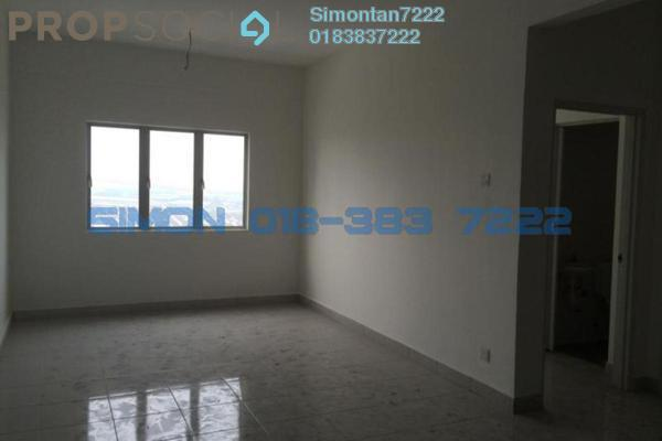 For Sale Apartment at Kemuning Aman, Kota Kemuning Freehold Unfurnished 3R/2B 260k