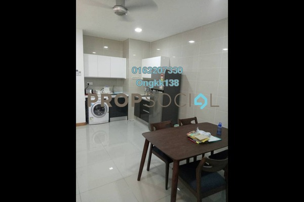 For Rent Condominium at KL Gateway, Bangsar South Leasehold Fully Furnished 1R/1B 2.5k