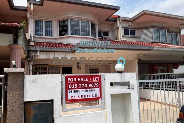For Sale Terrace at The Strand, Kota Damansara Leasehold Semi Furnished 4R/3B 950k