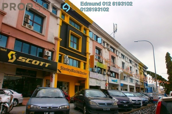 For Rent Office at Taman SEA, Petaling Jaya Freehold Semi Furnished 0R/0B 7.6k