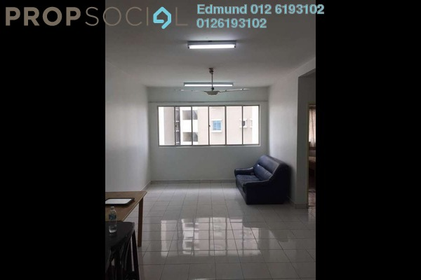 For Rent Condominium at Puncak Damansara, Bandar Utama Leasehold Semi Furnished 3R/2B 1.3k