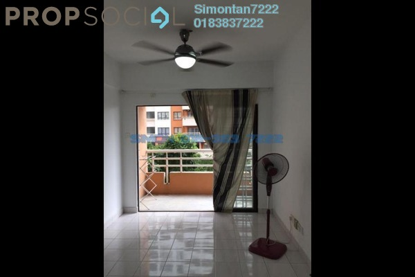 For Sale Condominium at Vista Millennium, Puchong Leasehold Semi Furnished 3R/2B 280k