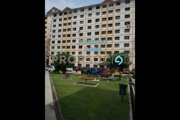 For Sale Apartment at Sri Tanjung Apartment, UEP Subang Jaya Freehold Unfurnished 3R/2B 140k