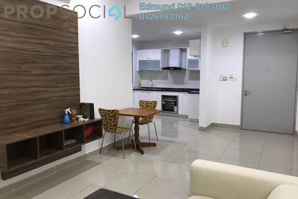 For Rent Condominium at Hijauan Saujana, Saujana Freehold Fully Furnished 1R/1B 1.8k