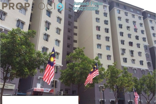 For Sale Apartment at Putra Harmoni, Putrajaya Freehold Unfurnished 3R/2B 240k