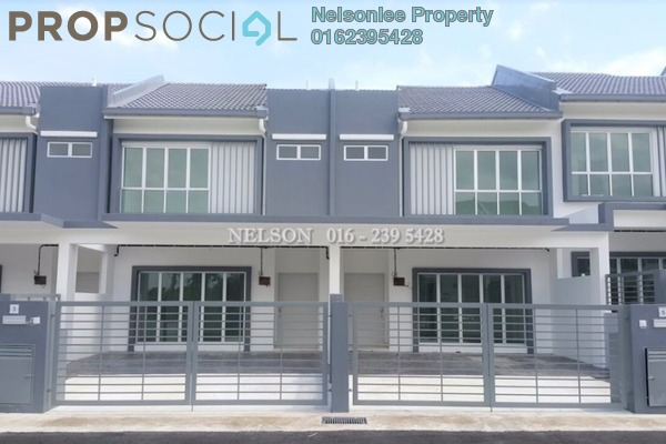 For Sale Terrace at Tropicana Heights, Kajang Freehold Unfurnished 4R/3B 606k
