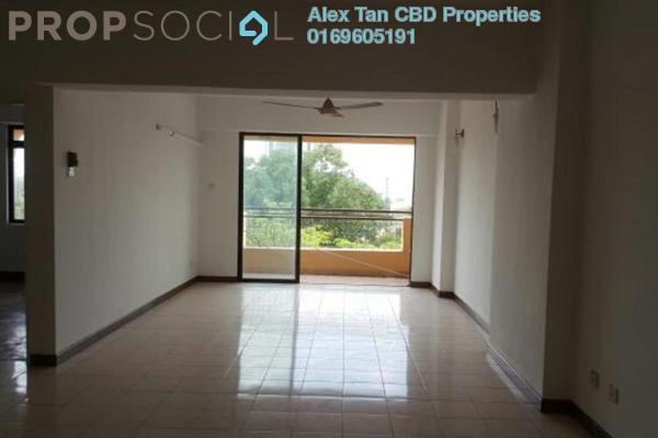 For Sale Condominium at Vista Komanwel, Bukit Jalil Freehold Semi Furnished 3R/2B 580k