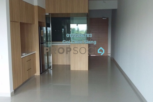 For Sale Serviced Residence at The Leafz, Sungai Besi Freehold Semi Furnished 2R/3B 630k