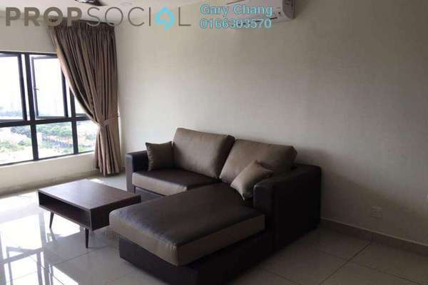 For Rent Condominium at Maisson, Ara Damansara Freehold Semi Furnished 2R/2B 1.8k