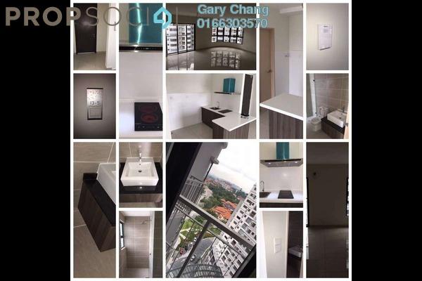 For Rent Condominium at Maisson, Ara Damansara Freehold Semi Furnished 1R/1B 1.45k