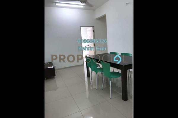 For Rent Condominium at The Arc, Cyberjaya Freehold Fully Furnished 3R/2B 1.6k