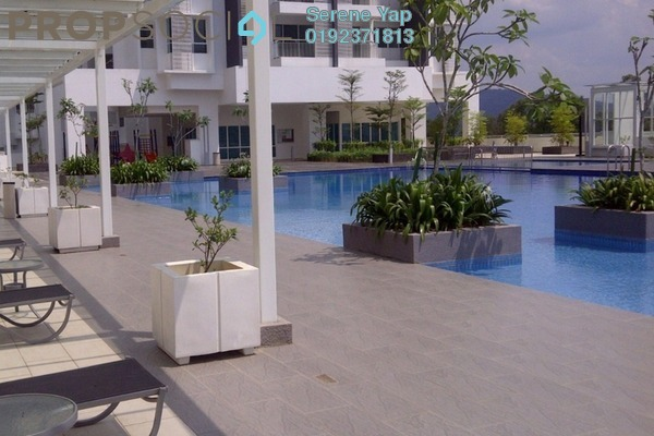 For Sale Condominium at 3 Residen, Melawati Freehold Fully Furnished 3R/2B 600k