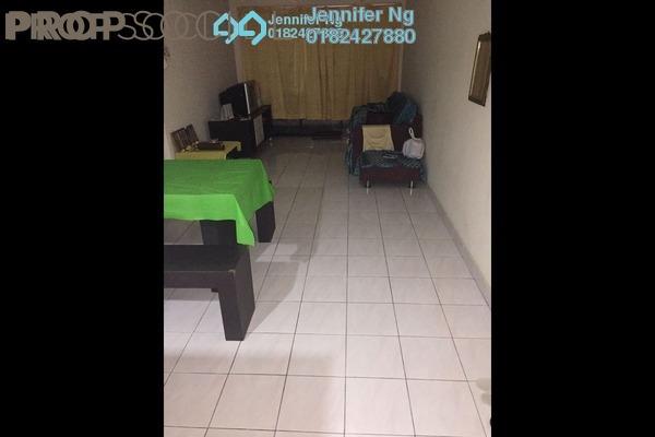 For Sale Condominium at Vista Millennium, Puchong Leasehold Semi Furnished 3R/2B 265k