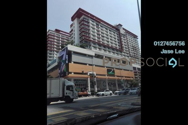 For Sale Condominium at Ritze Perdana 2, Damansara Perdana Leasehold Semi Furnished 1R/1B 485k