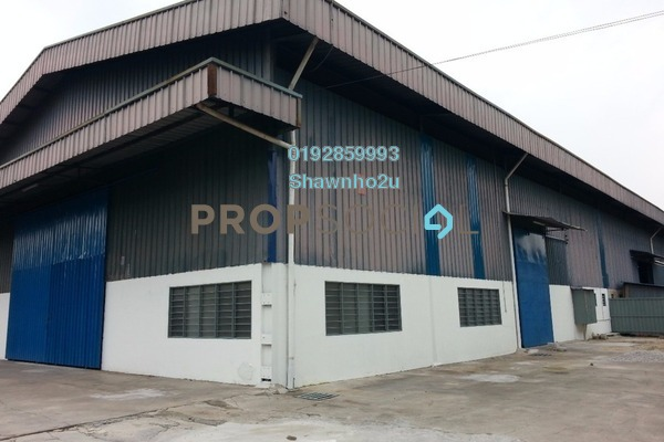 For Rent Factory at Kampung Baru Sungai Buloh, Sungai Buloh Leasehold Unfurnished 0R/2B 6.6k