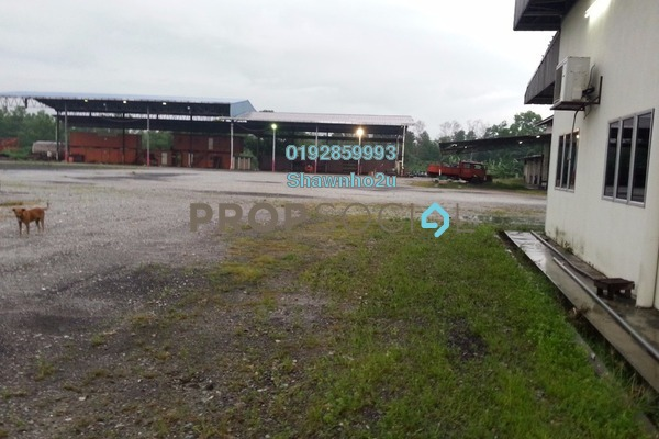 For Rent Factory at Kampung Telok Gong , Port Klang Leasehold Unfurnished 0R/4B 55k